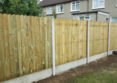 Fencing Dublin | ColourTrend Sheds